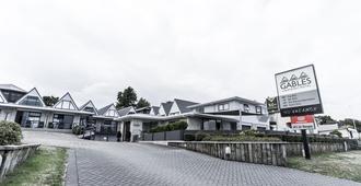 山牆湖濱汽車旅館 - 道波 - 陶波
