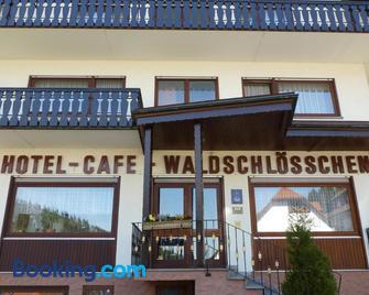 Waldschlößchen Hotel - Bad Herrenalb - Building