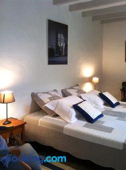 La Butte de Gohier - Saint-Sulpice - Bedroom