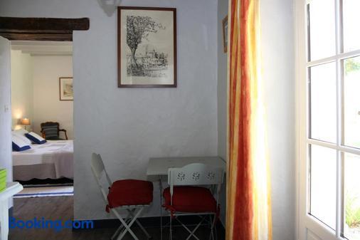 La Butte de Gohier - Saint-Sulpice - Dining room
