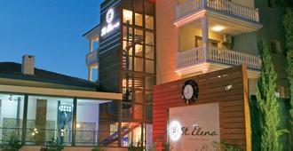 サン エレナ ブティック ホテル - ラルナカ - 建物