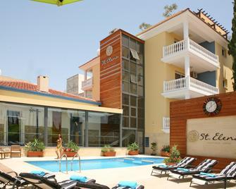 Saint Elena Boutique Hotel - Lárnaca - Edifício
