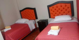Hostal Los Inkas - Machu Picchu - חדר שינה