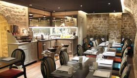 蒙馬特爾酒聖皮耶貝斯特韋斯特酒店 - 巴黎 - 巴黎 - 餐廳