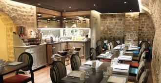 Best Western Hotel Le Montmartre Saint Pierre - פריז - מסעדה