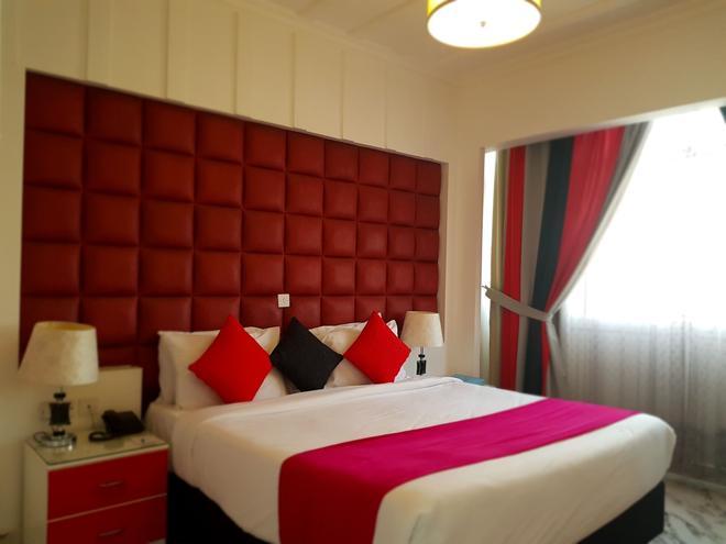 Kuwait Continental Hotel - Kuwait City - Bedroom