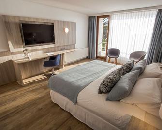 Yachting Hotel Quintero - Quintero - Спальня