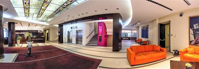 In Hotel Belgrade - Belgrad - Lobby