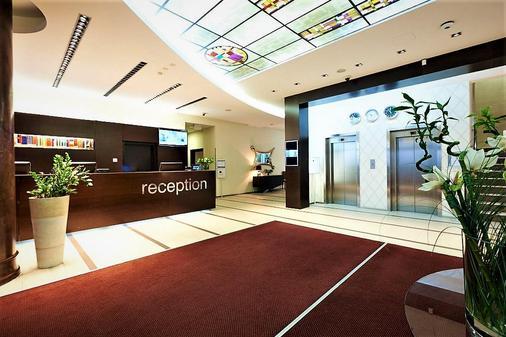 In Hotel Belgrade - Belgrade - Front desk