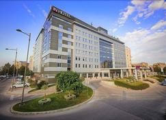 イン ホテル ベオグラード - ベオグラード - 建物