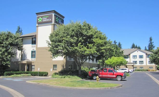 Extended Stay America - Portland - Vancouver - Vancouver - Gebäude