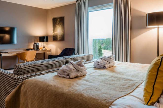 赫爾辛基克拉麗奧機場酒店 - 萬塔 - 臥室