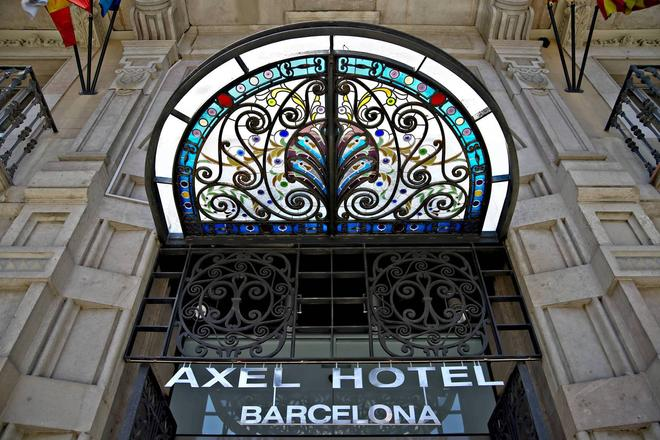 Axel Hotel Barcelona & Urban Spa - Adults Only - Barcelona - Building