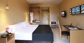 Axel Hotel Barcelona & Urban Spa - Adults Only - Barcellona - Camera da letto