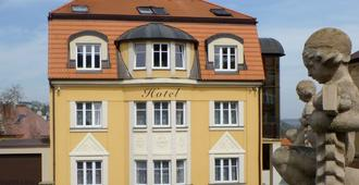Hotel Garni Rambousek - Prague - Building