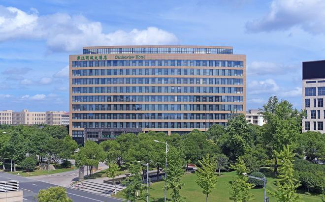 Gardenview Hotel - Shanghai - Building