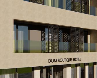 Dom Boutique Hotel - Іракліон - Building
