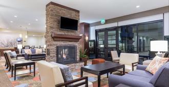 Staybridge Suites Seattle - Fremont - סיאטל - סלון