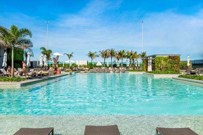 里約熱內盧君悅大酒店 - 里約熱內盧 - 里約熱內盧 - 游泳池