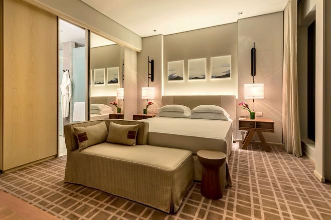 里約熱內盧君悅大酒店 - 里約熱內盧 - 里約熱內盧 - 臥室