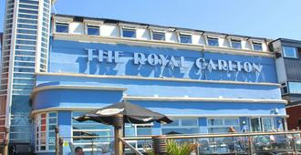 The Royal Carlton Hotel - Blackpool - Edificio