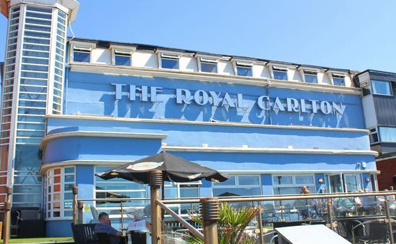 The Royal Carlton Hotel 47 85 Blackpool Hotel Deals