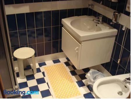 Sporthotel Rasen - Rasun Anterselva/Rasen-Antholz - Bathroom
