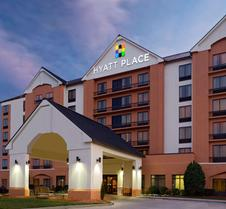 Hyatt Place Sat Airport Quarry Market