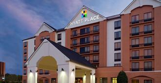 Hyatt Place San Antonio Airport/Quarry Market - San Antonio - Building