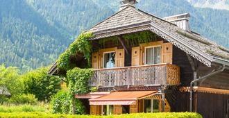 Chalet-Hôtel Hermitage, The Originals Relais (Hotel-Chalet de Tradition) - Chamonix - Building