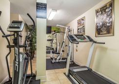 Super 8 by Wyndham New Orleans - New Orleans - Gym