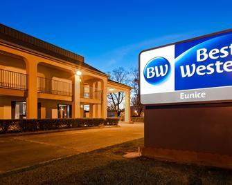 Best Western Eunice - Eunice - Building