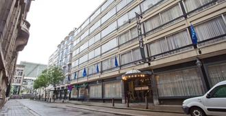 Theater Hotel - Anversa - Edificio