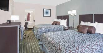 Days Inn by Wyndham Market Center Dallas Love Field - Dallas - Bedroom