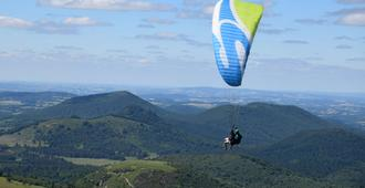 Kyriad Clermont-Ferrand-Sud-La Pardieu - קלרמו פראה