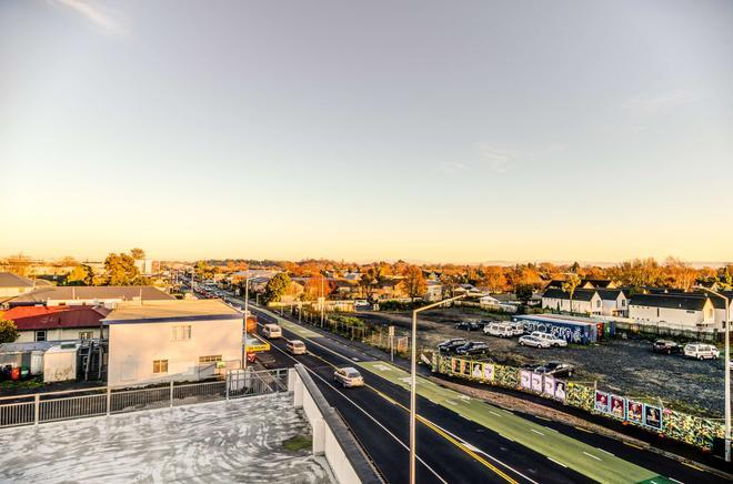 Parkview On Hagley - Christchurch - Cảnh ngoài trời