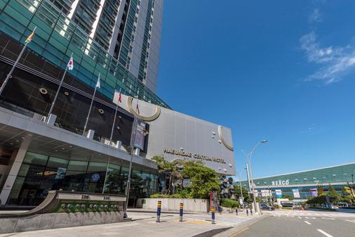 Haeundae Centum Hotel - Busan - Toà nhà