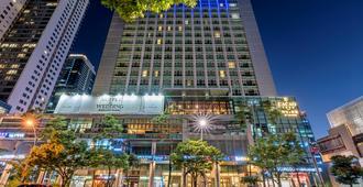 Haeundae Centum Hotel - Busan - Gebouw