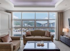 Haeundae Centum Hotel - Busan - Sala de estar