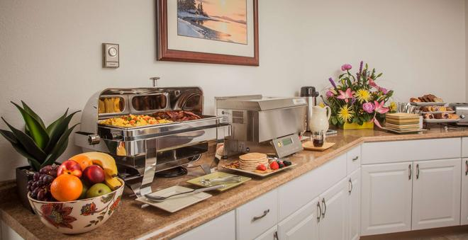 The Voyager Inn - Anchorage - Buffet