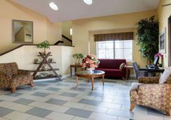 Quality Inn - Baytown - Lobby