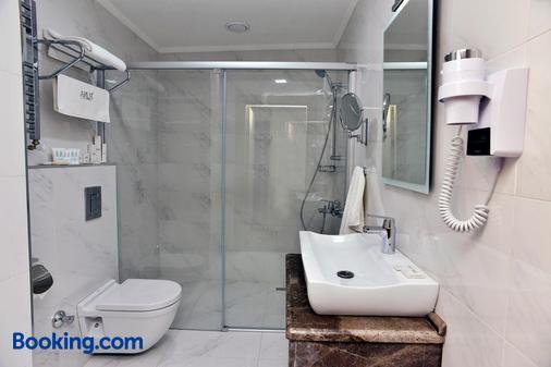 Arus Hotel - Eskişehir - Bathroom