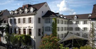 巴塞爾特芬霍夫酒店 - 巴塞爾 - 巴塞爾 - 建築