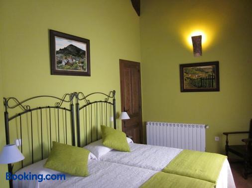 Casa Rural Las Albertas - Arbancón - Bedroom