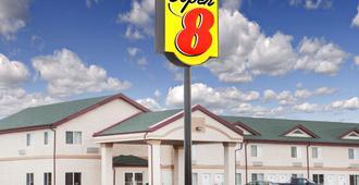 Super 8 by Wyndham Kindersley - Kindersley - Edificio