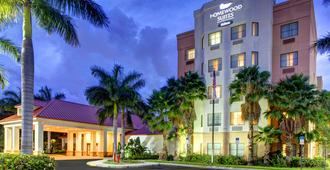 Homewood Suites by Hilton West Palm Beach - West Palm Beach - Byggnad