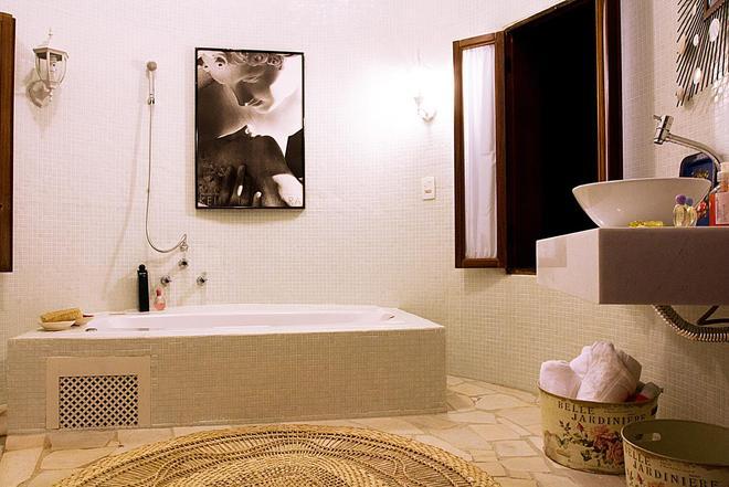 Estalagem Camburi - São Sebastião - Bathroom