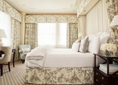 The Hay-Adams - Washington - Bedroom