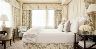 The Hay-Adams - וושינגטון די.סי - חדר שינה