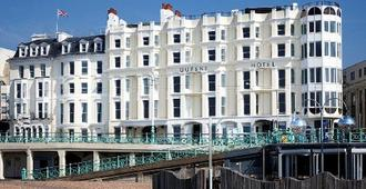 Queens Hotel - Brighton - Building